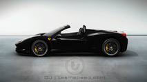 Ferrari 458 Italia Spider Confirmed - report