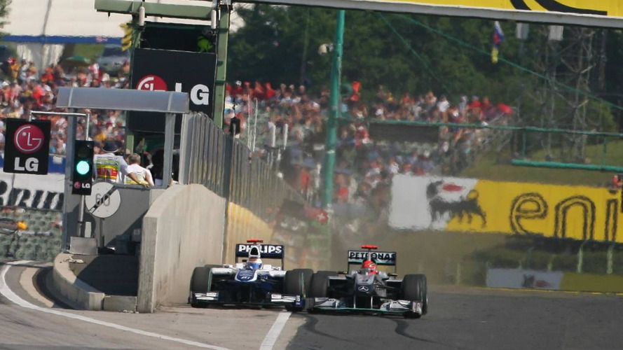 Berger says Schumacher tactics commonplace in past
