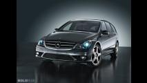 Mercedes-Benz Vision R63 AMG