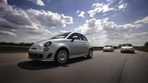 2013 Fiat 500 Turbo revealed