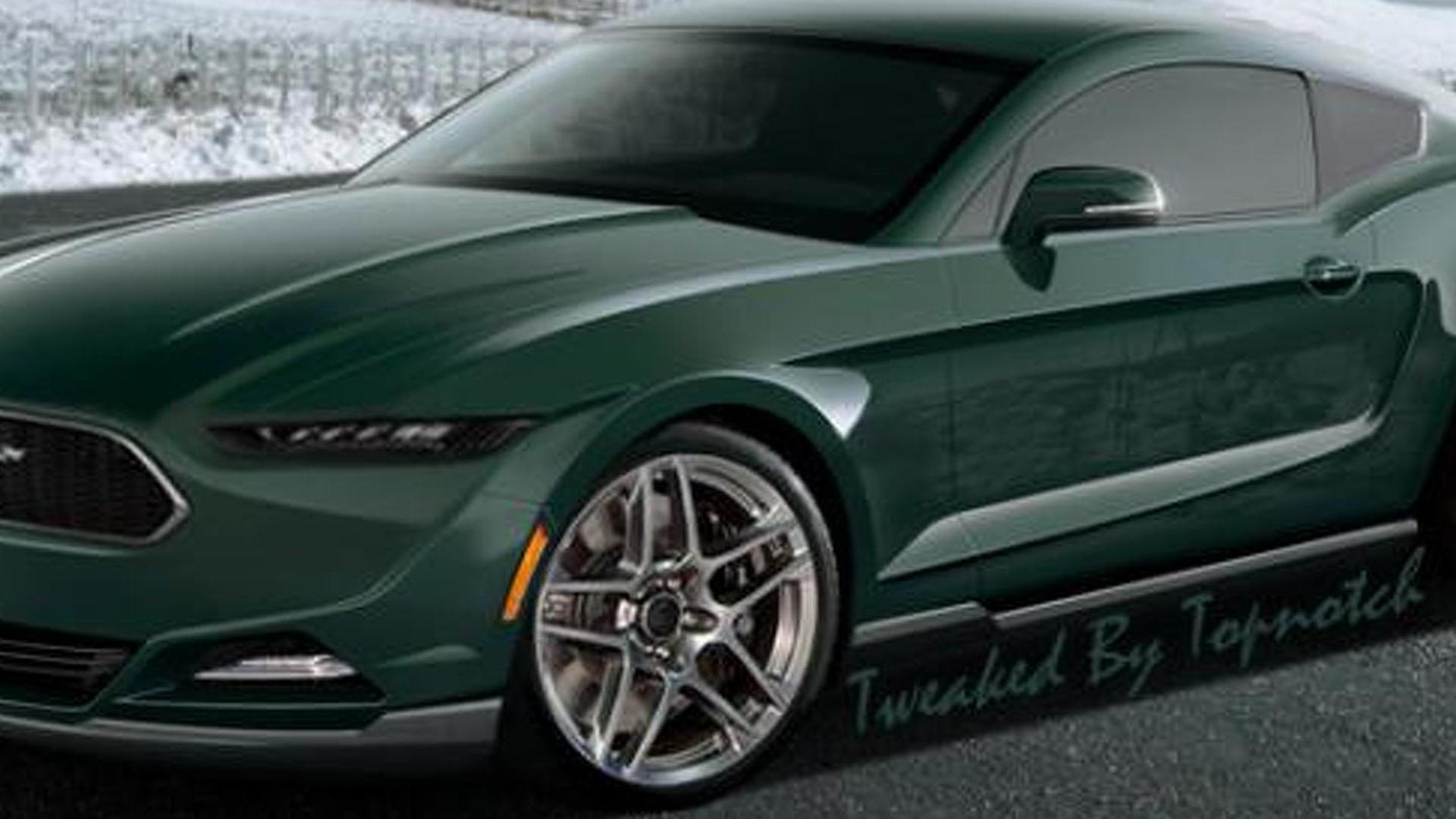 2015 Ford Mustang to drop the Shelby variant & the supercharged engine - report