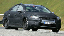 SPY PHOTOS: Ford Mondeo Sedan