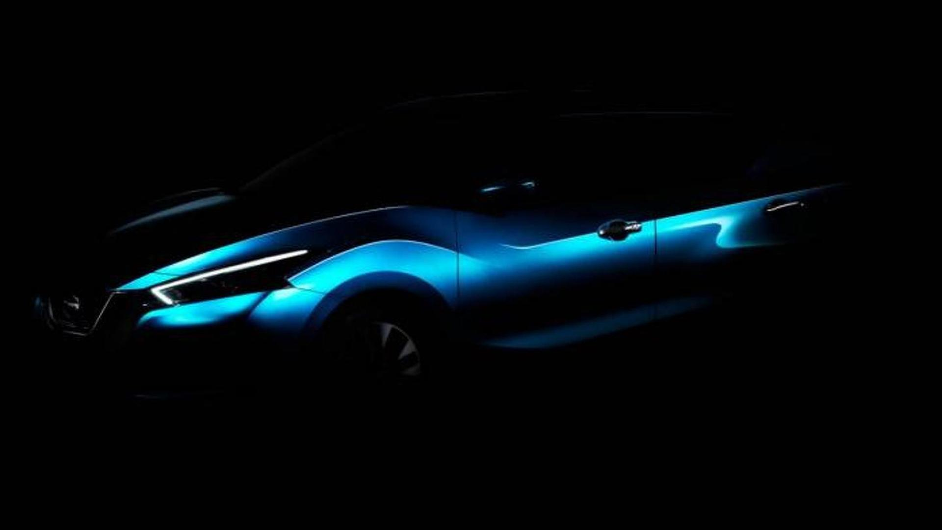 Nissan Lannia production version teased once again ahead of April 20 reveal [video]