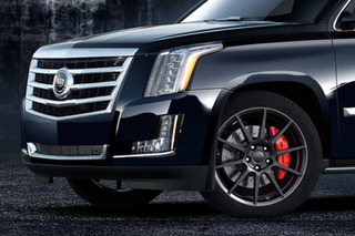Hennessy Tunes the 2015 Cadillac Escalade, Delivers 550-hp