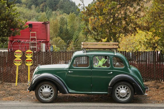 Oregon and Washington are Meccas for Old Obscure Cars