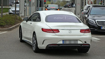 Mysterious Mercedes test mule spy photo