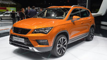 Seat Ateca Cupra with 300 hp rumored for Paris debut