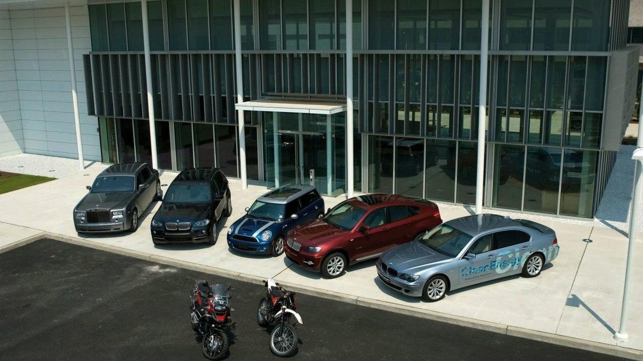 BMW of North America Campus