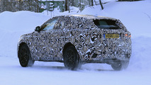 2018 Jaguar E-Pace spy photo