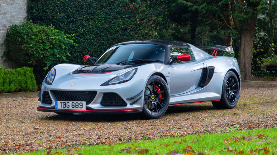 Lotus Exige Sport 380 is most extreme version yet