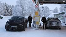 2016 Kia Optima spied in Scandinavia
