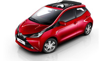 Toyota Aygo X-Wave convertible introduced