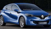 Renault confirms Frankfurt debut for new Megane