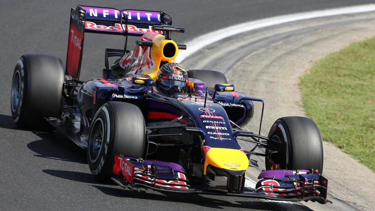 Sebastian Vettel (GER), 25.07.2014, Hungarian Grand Prix, Budapest / XPB