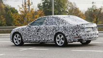 2016 Audi A4 spied wearing a production body