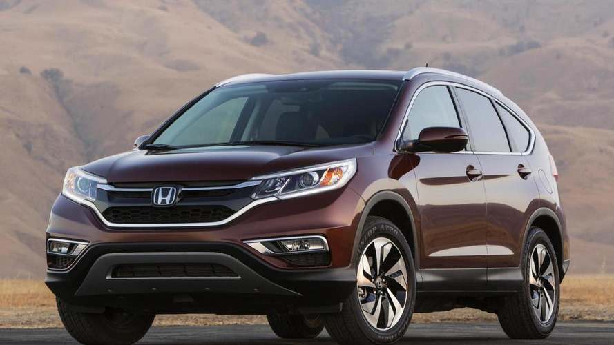 2017 Honda CR-V will be bigger; could have standard seven seats and AWD