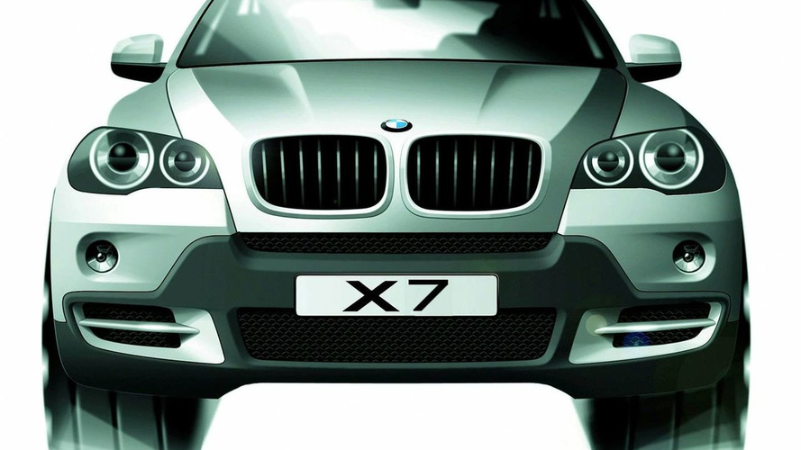 BMW X7 back on the table?