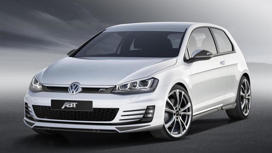 Volkswagen Golf VII GTD modified by ABT