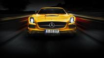 Mercedes SLS AMG Black Series laps the Nurburgring in 7:25.67 [video]