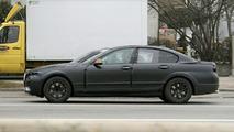 2010 BMW 5 Series Sedan Spy Photos