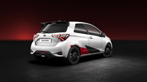 High-performance Toyota Yaris