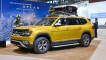 VW transformed its Atlas into the ultimate weekend warrior
