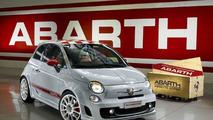 Fiat 500 Abarth Essesse