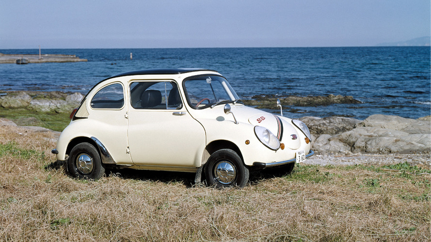 Subaru 360 declared heritage item by Japan's engineers