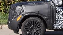 Lincoln Navigator Spy Shots