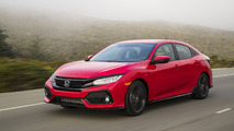 2017 Honda Civic Hatchback priced from $20,535