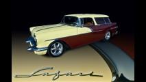 Pontiac Safari Wagon