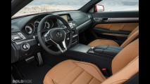 Mercedes-Benz E-Class Coupe and Cabriolet