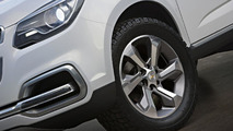 2012 Chevy Trailblazer - 10.11.2011