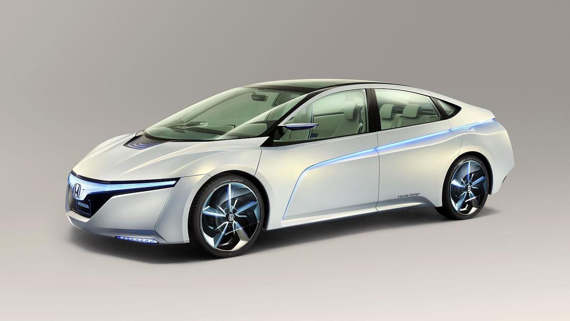 Honda announces several concepts for Tokyo Motor Show 2011