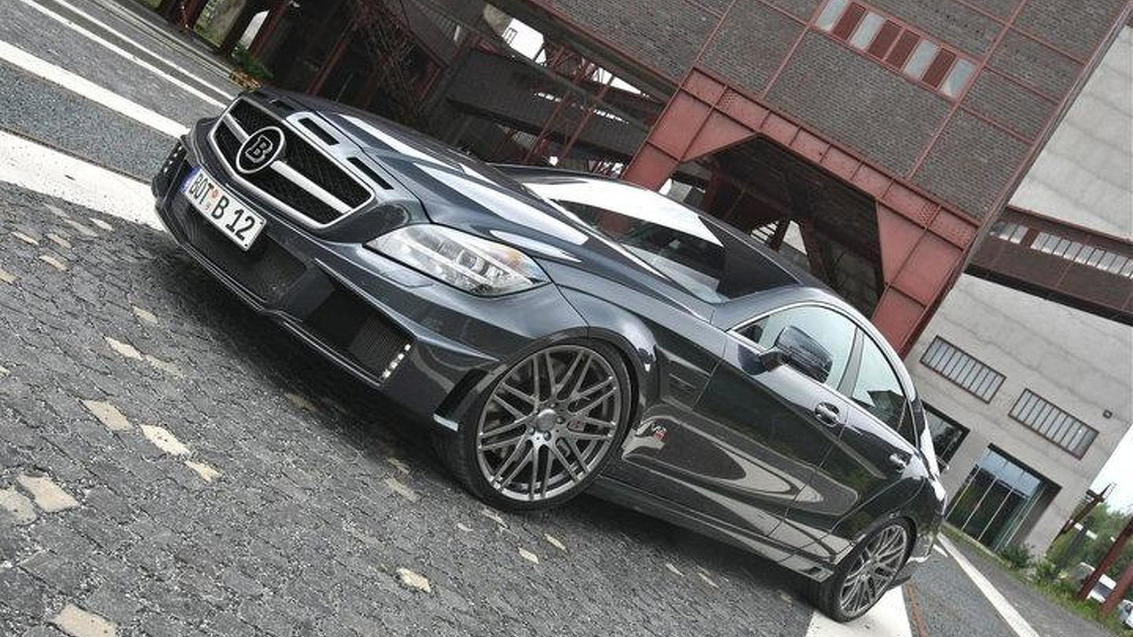 2012 Brabus Rocket 800 based on Mercedes-Benz CLS, 720, 12.09.2011
