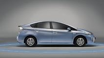 2012 Toyota Prius Plug-in Hybrid - 15.9.2011