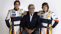 Piquet ousted due to team relationship breakdown - Alonso