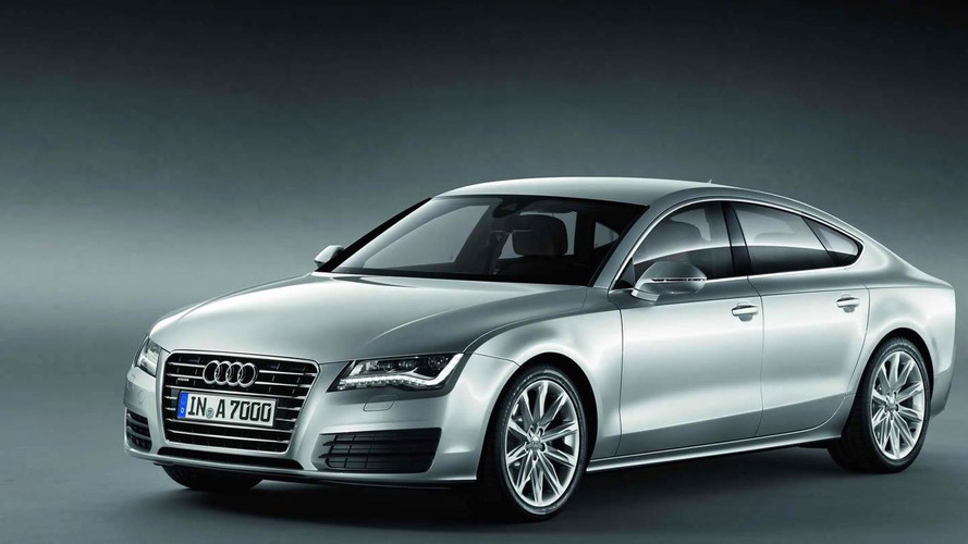 2011 Audi A7 Sportback Officially Unveiled in Munich [video]