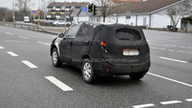 Opel baby-Antara spied and rendered - based on Corsa
