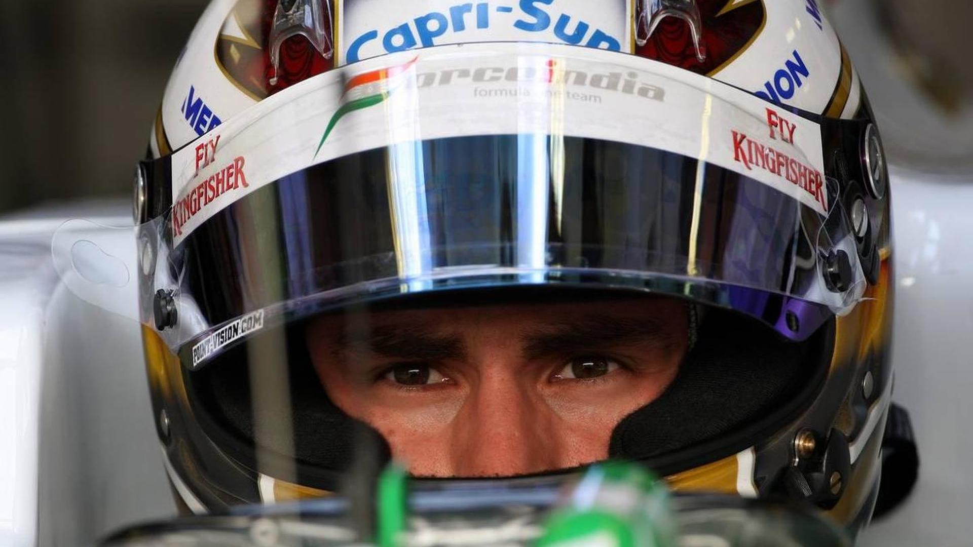 Sutil rules out replacing Schumacher at Mercedes