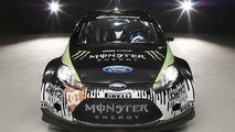 Ken Block Monster Ford Fiesta