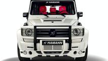 Hamann Typhoon based on Mercedes G55 AMG - med res