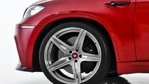 BMW X6 M by Vorsteiner [video]
