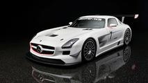 2011 Mercedes SLS AMG GT3