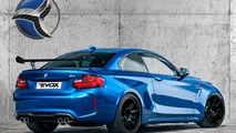 Alpha-N Performance previews BMW M2 Coupe tuning program with 480 PS