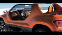 Volkswagen Buggy Up! Concept
