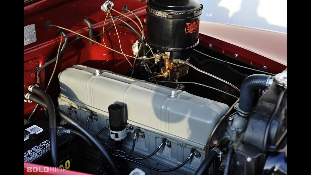 Chevrolet Fleetline Aerosedan Coupe