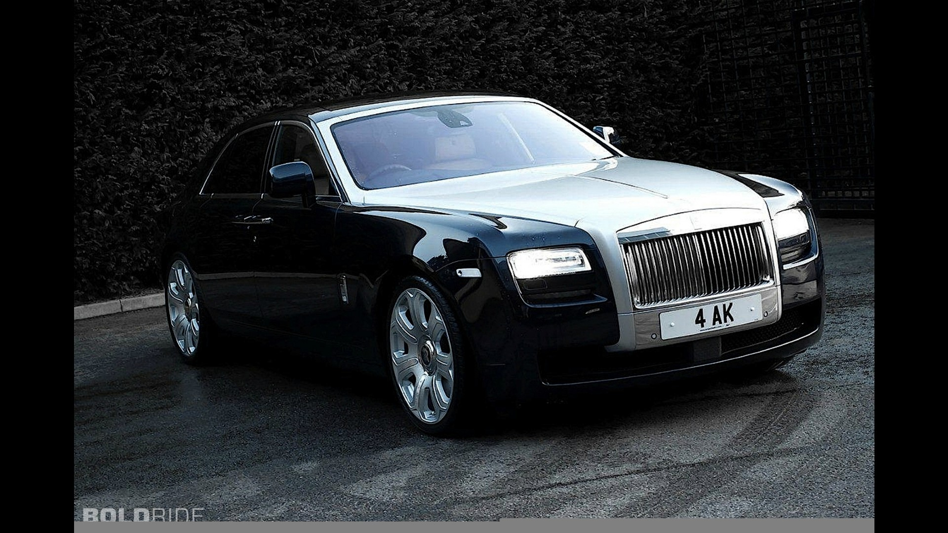 A. Kahn Design Rolls-Royce Ghost