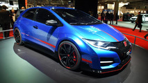 Honda Civic Type R concept powers into Paris with at least 280 HP