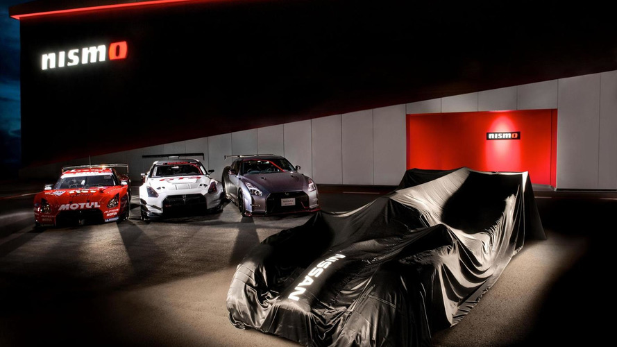 Nissan's Le Mans prototype to serve as foundation for next-gen GT-R - report